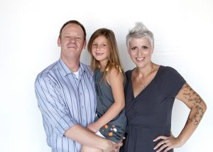 Heather and Family (2)
